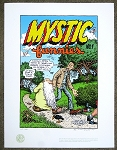 Mystic Funnies Signed Artist Proof
